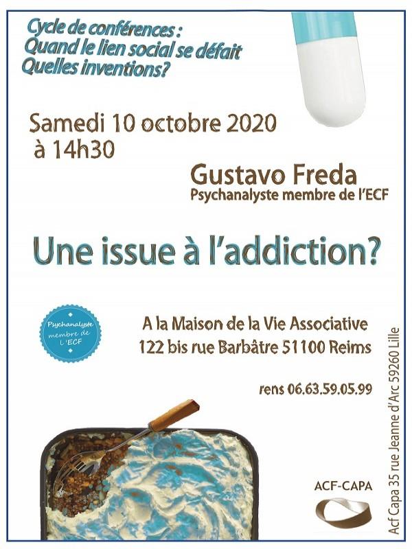 Une issue à l'addiction ?